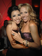 Photo: Eva Longoria and Sheryl Crow