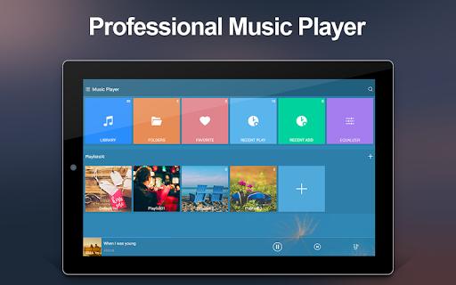 Music Player - Audio Player  screenshots 13