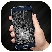 Cracked Screen & Broken App