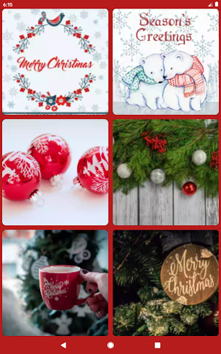 Christmas Wishes for Family and Friends screenshot 18