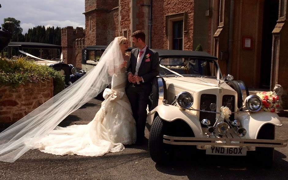 Wedding Car Hire Anglesey