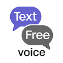 Text Free: WiFi Calling App 🆓 icon