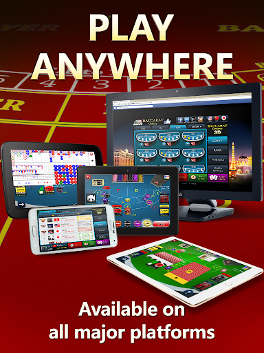 Baccarat Online 3D Free Casino 3.5.0 screenshots 10
