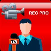 Reporter Tv Rec Pro icon