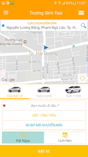 TAXI TRƯỜNG SINH - náhled