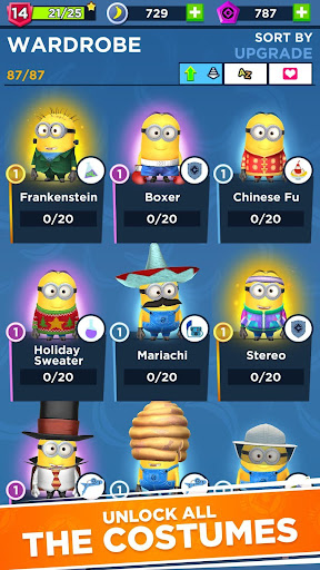 Minion Rush: Despicable Me Official Game screenshot 2
