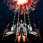 Shooting Sky - Galaxy Attack Shooter Icon