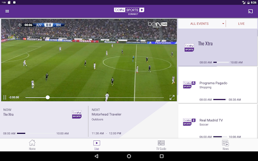 beIN SPORTS CONNECT for PC