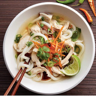 Weight Watchers Lemongrass & Noodle Soup