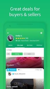 Shpock Boot Sale & Classifieds App. Buy & Sell Screenshot