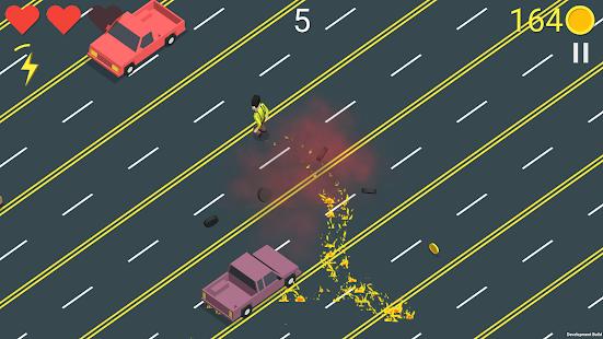Crazy Road screenshot