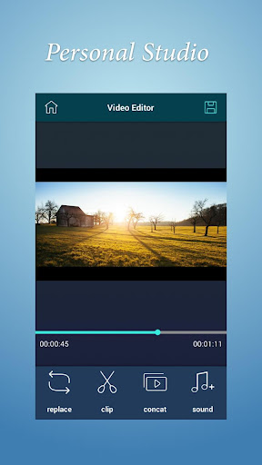 Video Editor 1.4 screenshots 2