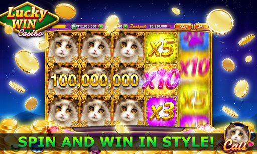 Lucky Win Casino™- FREE SLOTS - screenshot