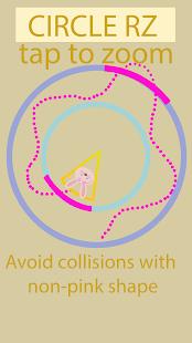 Circle RZ: Rotate Zoom Shape - náhled