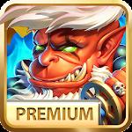 Defense Warrior Premium: Castle Battle Offline Icon