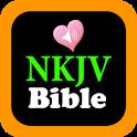 NKJV Holy Bible Offline Audio+ icon