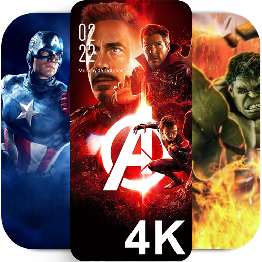 Download 4k Superhero Wallpapers Hd Backgrounds On Pc Mac With Appkiwi Apk Downloader