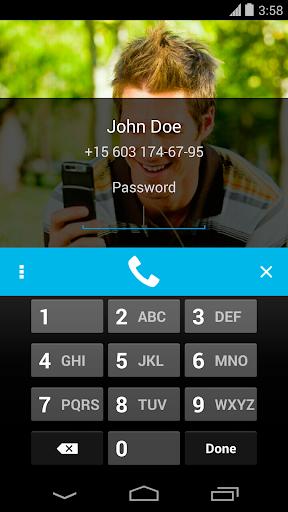 Call Confirm screenshot 2