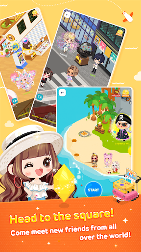 LINE PLAY - Our Avatar World 7.7.1.0 screenshots 4