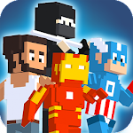 Crossy Heroes: Avengers of Smashy City Icon