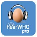 hearWHO Pro icon