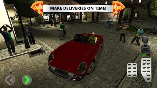 Pizza Delivery: Driving Simulator for PC