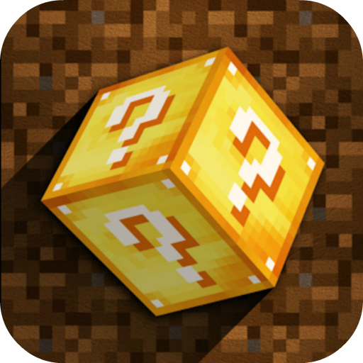 Lucky Gold Block Mod