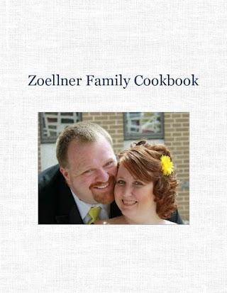 Zoellner Family Cookbook