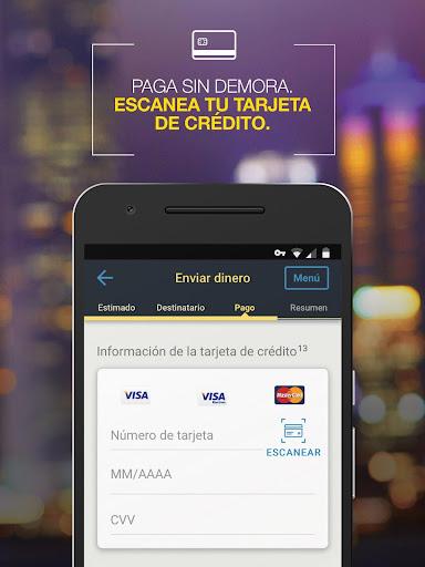 Western Union ES - Envía Dinero screenshot 3
