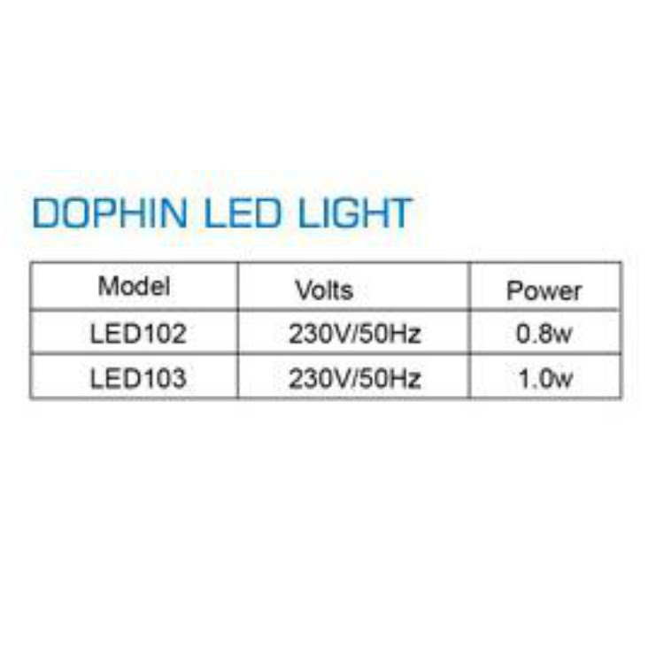 Dophin LED 103 Aquarium Light