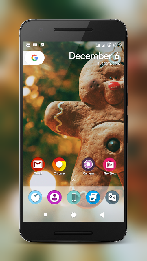 Carved Light Icon Pack- screenshot
