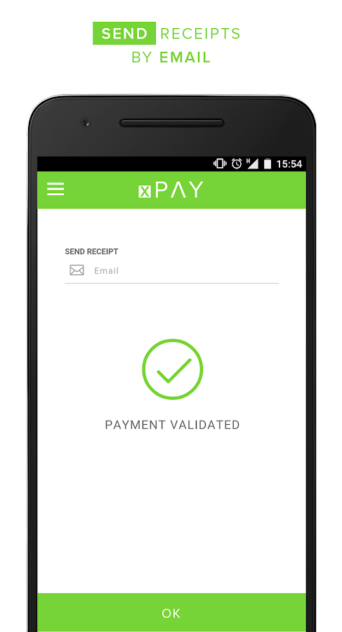 xPAY - Credit card payment POS- screenshot