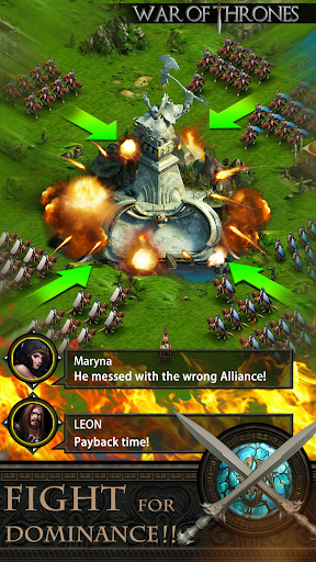 War of Thrones - screenshot