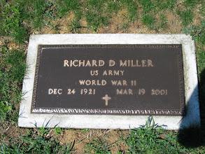 Photo: Miller, Richard D.