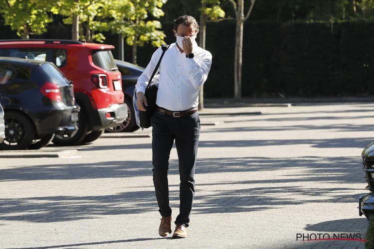 """Sven Jaecques wil Antwerp zien scoren: """"Eerst punten, dan het goede spel"""""""