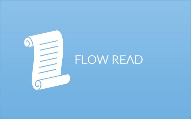 FlowRead