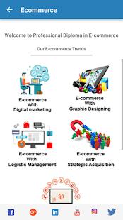 Nakshtra - Digital Marketing Training Platform - náhled