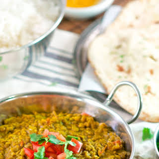 Spicy Indian Dal.