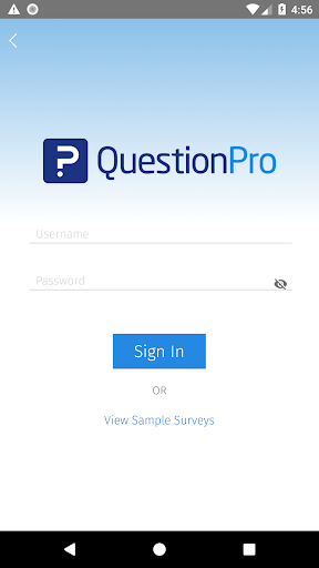 QuestionPro - Offline Surveys screenshots 2