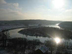 Photo: Merkinės piliakalnis. Atlygis užkopusiems - nuostabūs vaizdai...