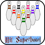 Superbowl Target Game Icon