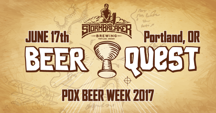 The StormBreaker Beer Quest and Mini Beer Fest 2017
