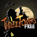 Three Towers Solitaire Free icon