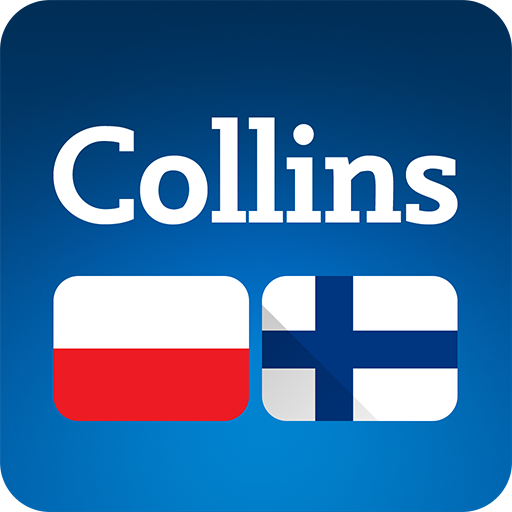 Collins Finnish<>Polish Dictionary Icon