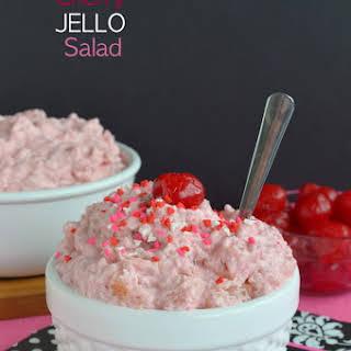 Cherry Jello And Cream Cheese Recipes.