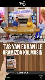 TV8 Yan Ekran - náhled
