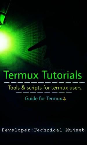 Download Termux Tutorials APK latest version app by 7 DEVELOPER+ for