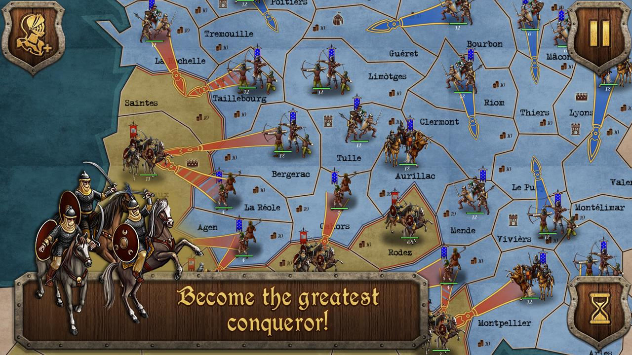 Medieval warsstrategytactics android apps on google play medieval warsstrategytactics screenshot gumiabroncs Image collections