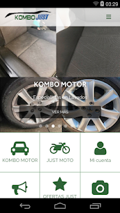 Kombo Just 1.2.0 Android Mod APK 1