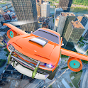 Flying Car Transform Shooting : Car Flying Games icon